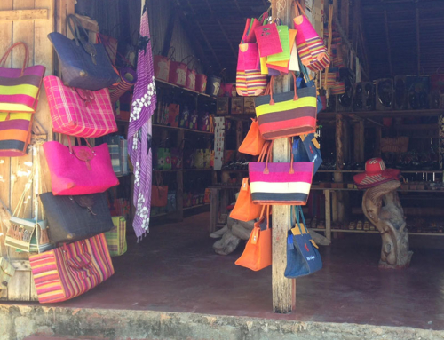 Shopping in Madagascar