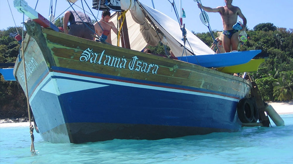 Madagascar Holiday Dhow-Safari