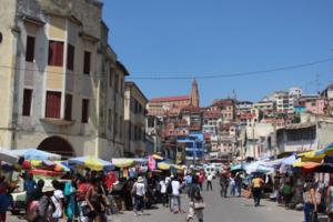 Nosy Be Market, Madagascar