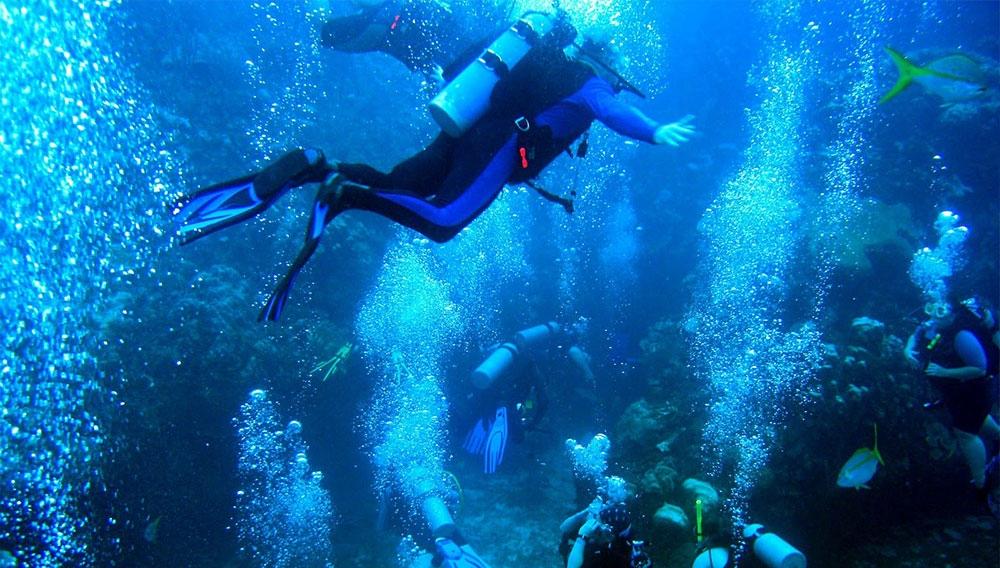 scuba-diving Madagascar holidays