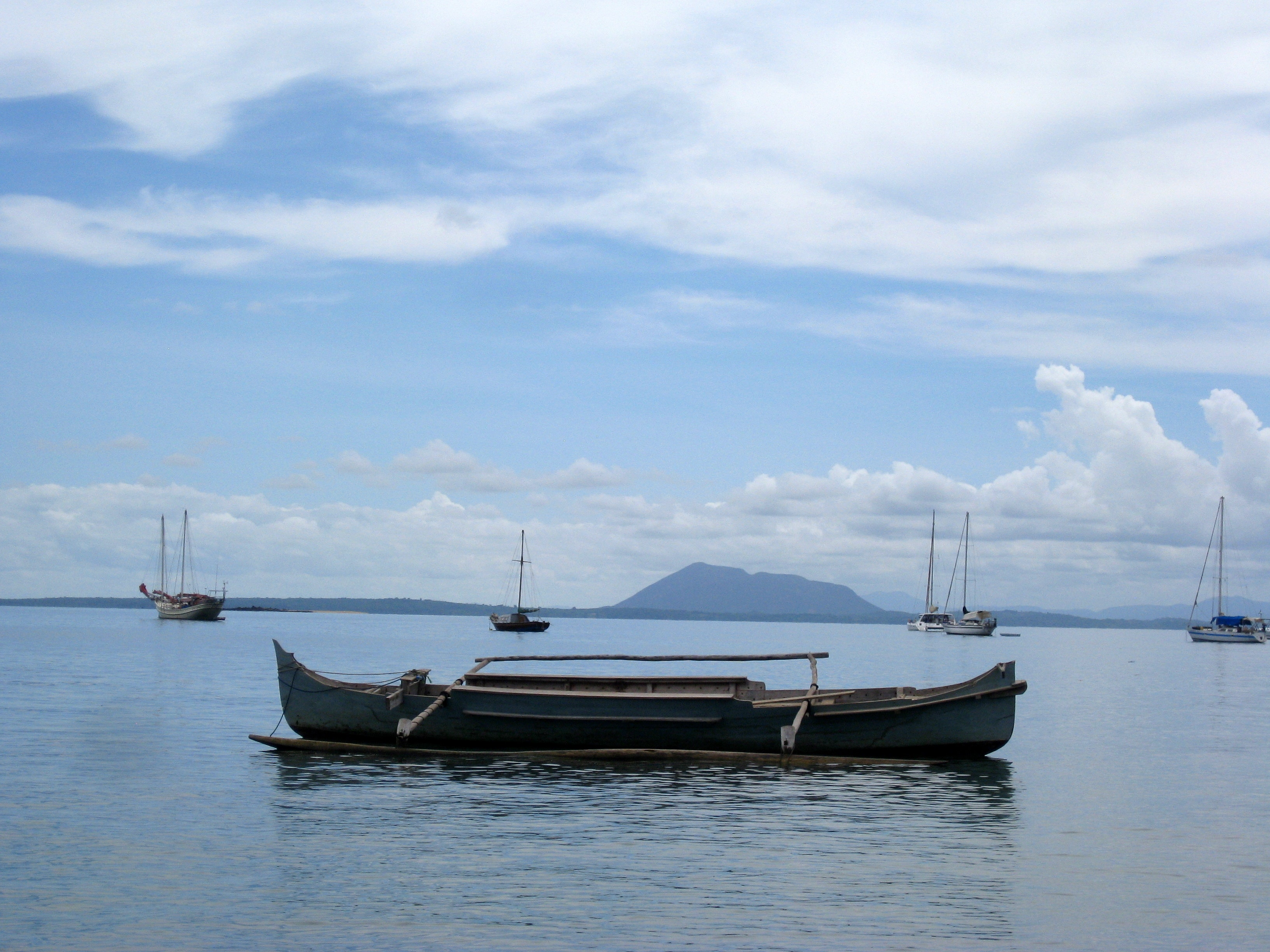 Nosy Komba Boat