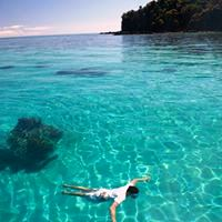Snorkelling in Madagascar