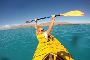 Sea Kayaking in Madagascar
